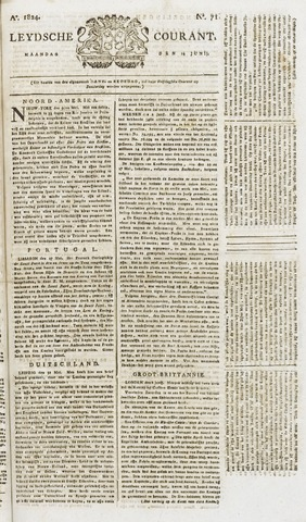 Leydse Courant 1824-06-14