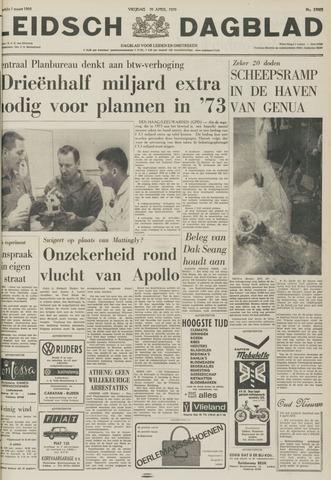 Leidsch Dagblad 1970-04-10