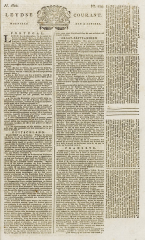 Leydse Courant 1822-10-16