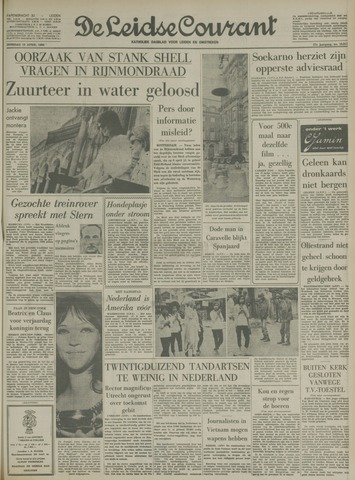 Leidse Courant 1966-04-19