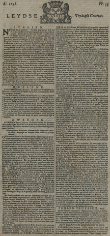 Leydse Courant 1748-02-02