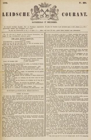 Leydse Courant 1883-12-27