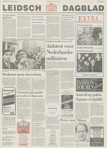 Leidsch Dagblad 1988-04-16