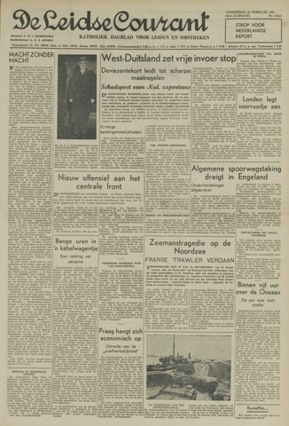 Leidse Courant 1951-02-22