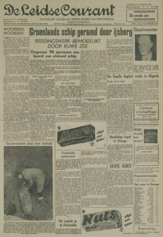 Leidse Courant 1959-01-31