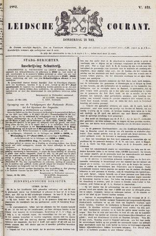 Leydse Courant 1882-05-25