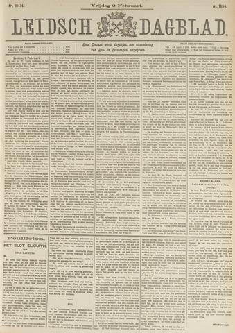Leidsch Dagblad 1894-02-02