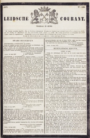 Leydse Courant 1877-06-15