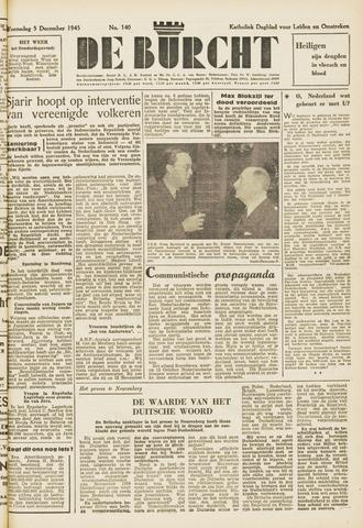 De Burcht 1945-12-05