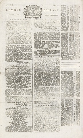 Leydse Courant 1818-09-02