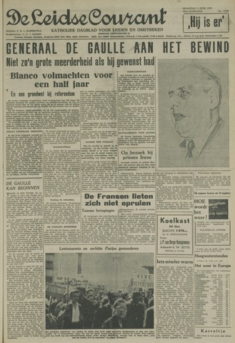 Leidse Courant 1958-06-02