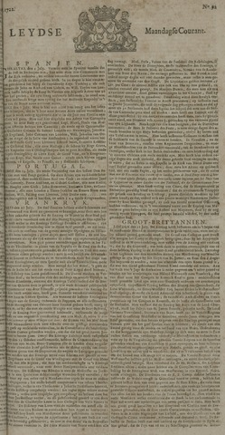 Leydse Courant 1722-08-03