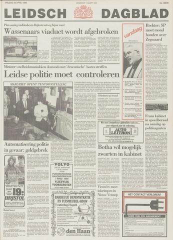 Leidsch Dagblad 1988-04-22