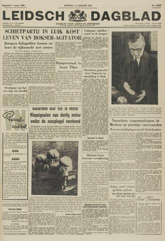 Leidsch Dagblad 1961-01-17