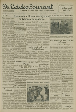 Leidse Courant 1952-04-11