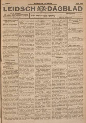 Leidsch Dagblad 1926-09-08