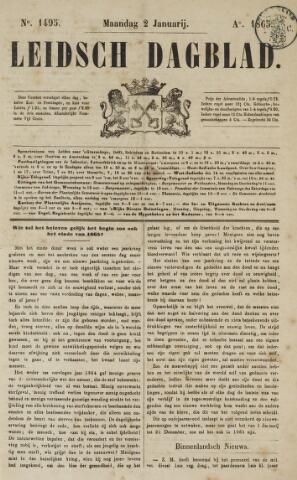 Leidsch Dagblad 1865