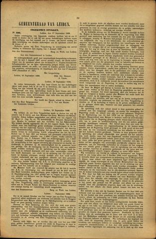 Handelingen van de Raad 1886-09-17
