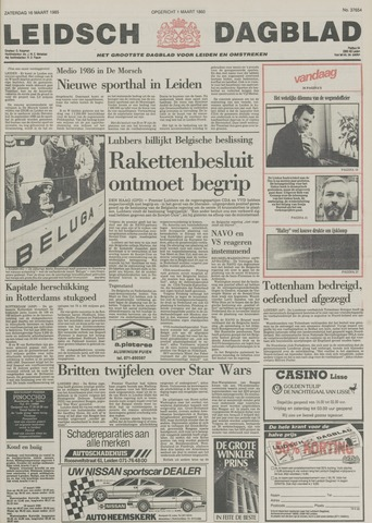 Leidsch Dagblad 1985-03-16