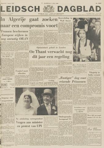 Leidsch Dagblad 1962-07-07