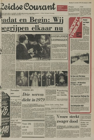 Leidse Courant 1977-11-21