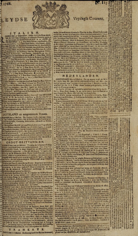 Leydse Courant 1766-10-17
