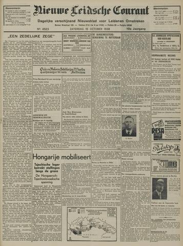 Nieuwe Leidsche Courant 1938-10-15