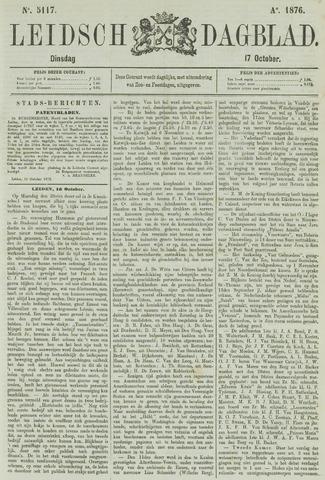 Leidsch Dagblad 1876-10-17