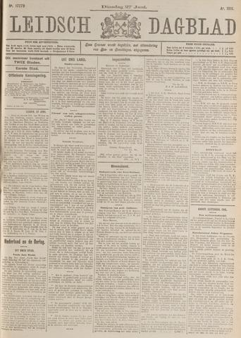 Leidsch Dagblad 1916-06-27
