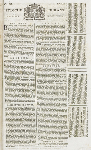Leydse Courant 1828-11-26