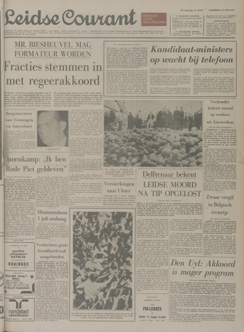Leidse Courant 1971-06-19