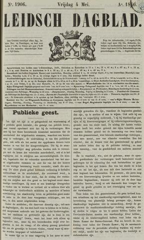 Leidsch Dagblad 1866-05-04