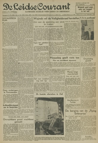 Leidse Courant 1952-01-04