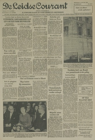 Leidse Courant 1964-01-08