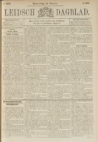 Leidsch Dagblad 1893-03-11