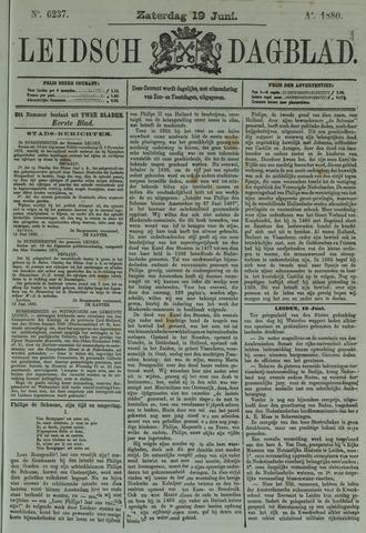 Leidsch Dagblad 1880-06-19