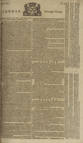 Leydse Courant 1755-01-20