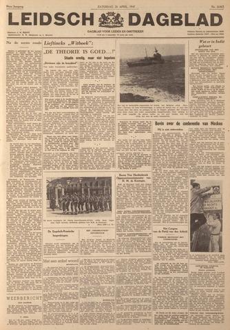 Leidsch Dagblad 1947-04-26