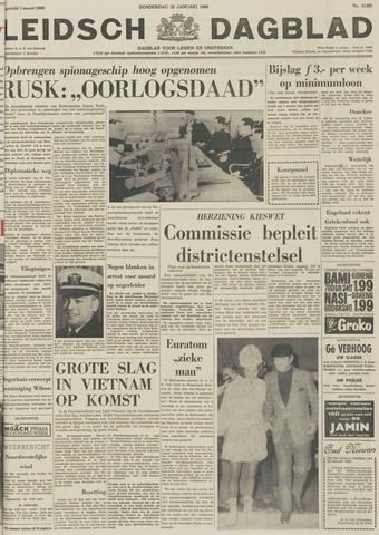 Leidsch Dagblad 1968-01-25