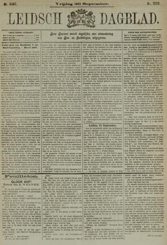 Leidsch Dagblad 1890-09-26
