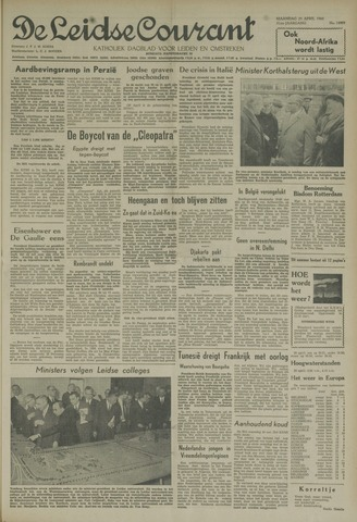 Leidse Courant 1960-04-25
