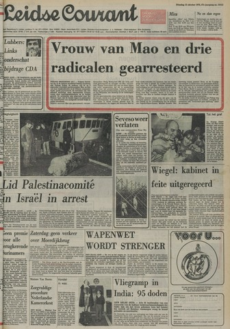 Leidse Courant 1976-10-12