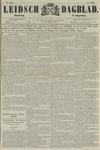 Leidsch Dagblad 1870-08-06