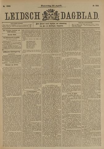 Leidsch Dagblad 1902-04-12