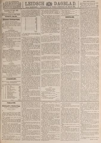 Leidsch Dagblad 1919-04-10
