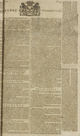 Leydse Courant 1772-03-25