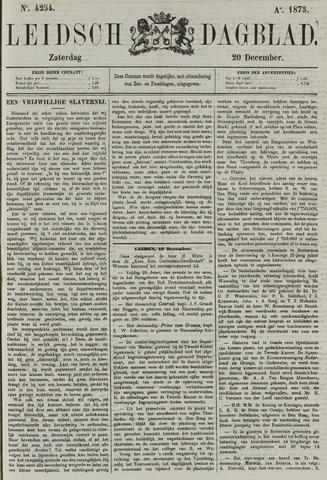 Leidsch Dagblad 1873-12-20