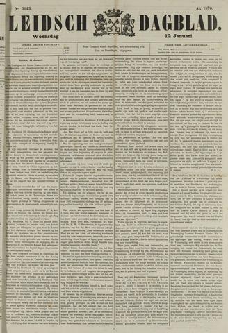 Leidsch Dagblad 1870-01-12