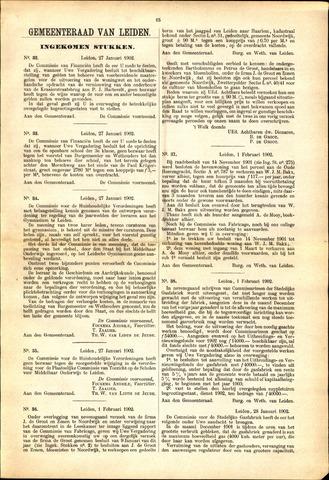 Handelingen van de Raad 1902-01-27