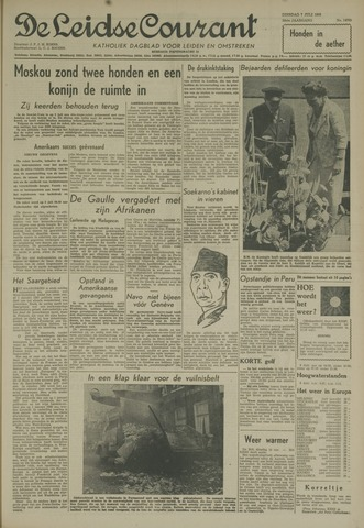 Leidse Courant 1959-07-07